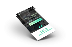 CPG 3d Mobile Mockup