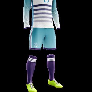 Soccer Galaxy Adidas Mockup Model