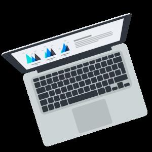 Computer Laptop Illustration
