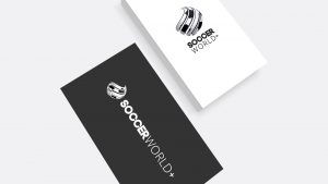 Soccer World Business Cards