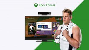 Xbox Fitness Key ARt