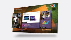 Xbox Fitness Hero Art