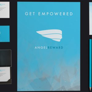 Angel Reward Branding & Identity