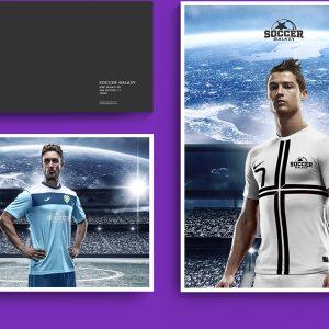 Soccer Galaxy Identity & Branding