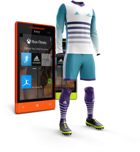 Xbox Mobile Soccer 3D Kit Composites