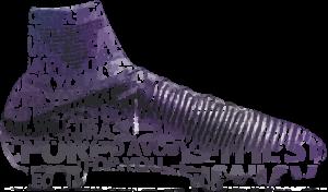 Nike Boot Art